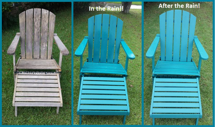 Using Fusion Mineral Paint Outdoors, What Is Chalk Paint For Outdoor Furniture