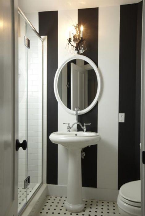 pequenos-banos-con-encanto-6.jpg 470×700 pixels | Bathrooms/baños ...