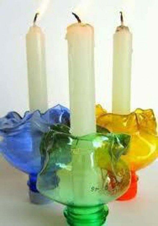 25 Ideas Creativas Para Reutilizar Botellas De Plástico