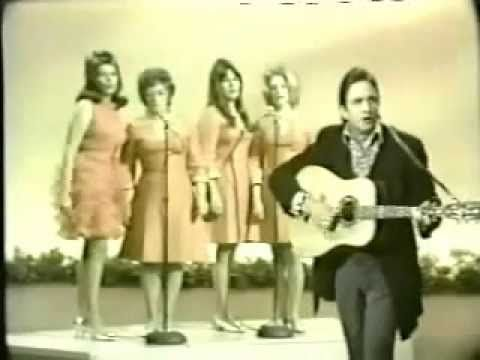 Johnny Cash He Turned The Water Into Wine Gospel Music Youtube Johnny