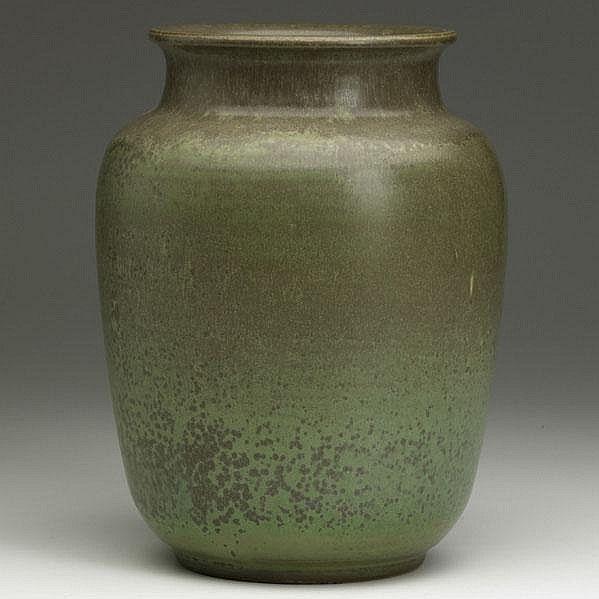 Charles Fergus Binns Ceramic Vessel Pottery Vase Pottery