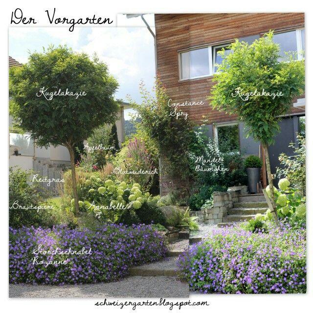 Vorgarten Schweizergarten Blogspot De Garten Ein Schweizer Garten Vorgarten