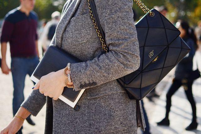 Paris Fashion Week Handbags by Carin Olsson (parisinfourmonths.com)