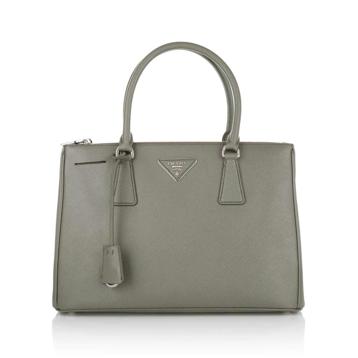 32547cba070fb Prada Borsa A Mano Saffiano Lux Marmo bei Fashionette Handtaschen