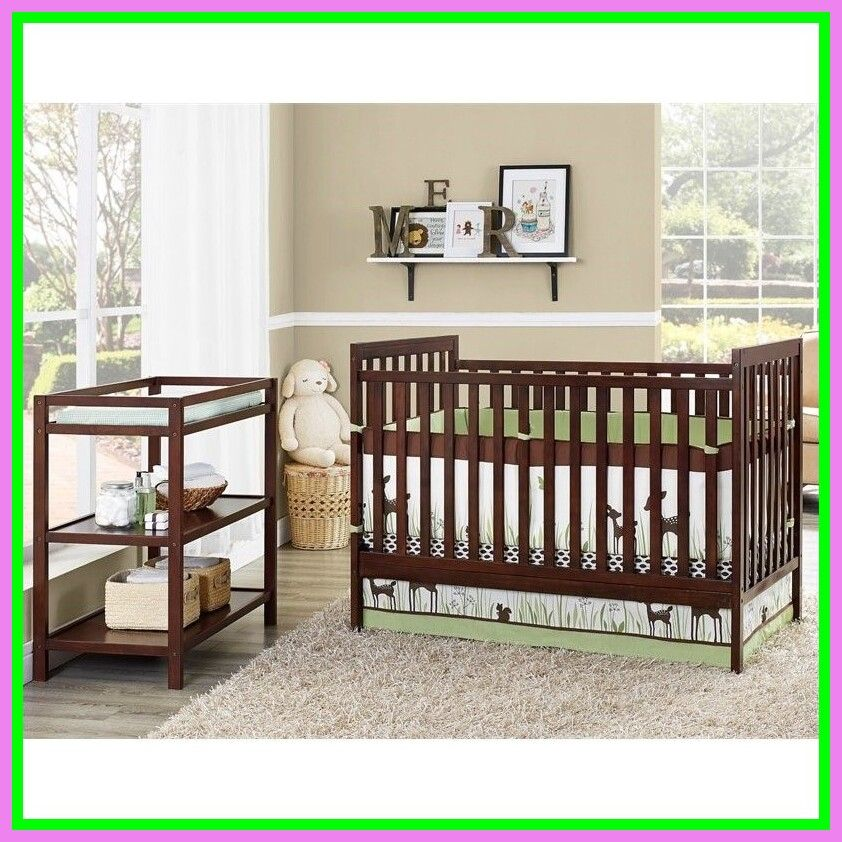 119 Reference Of Baby Crib With Changing Table Gray In 2020 Kinderen En Ouderschap Peuters Baby