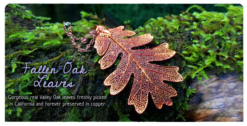 Enchanted Leaves | Enchanted Leaves Jewelry