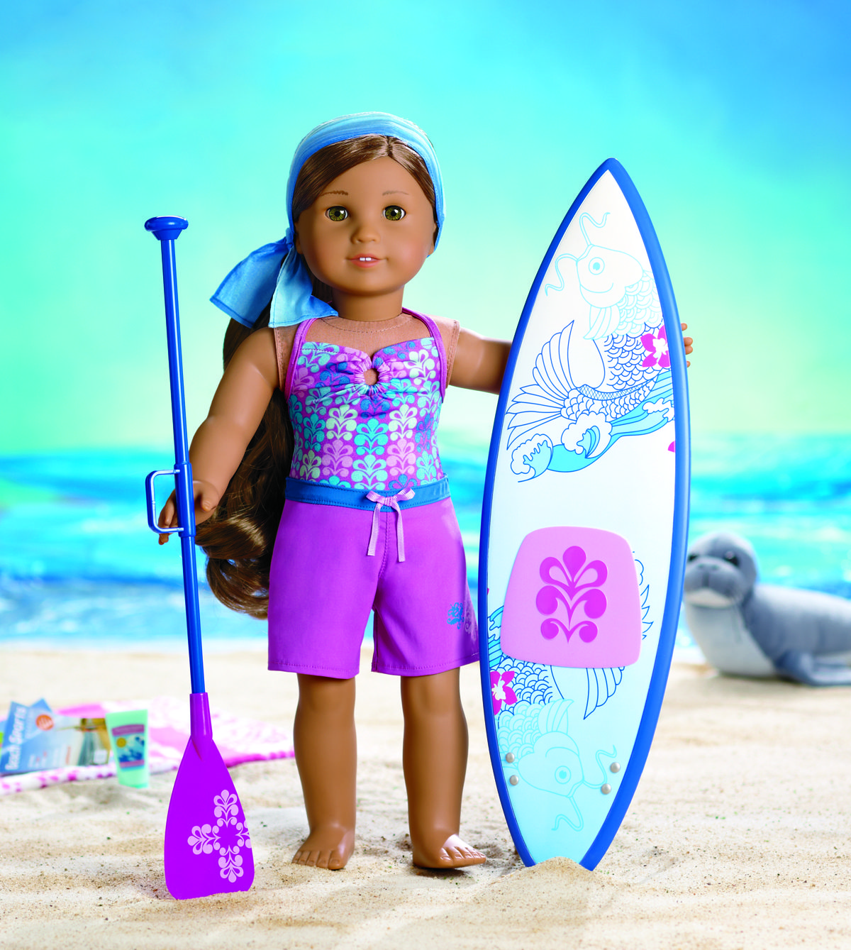 American Girl Doll Kanani Accessories Related Keywords ...
