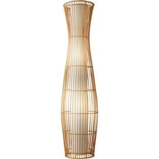Buy Collection Sirit Rattan Floor Lamp - Natural at Argos.co.uk ...