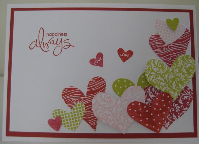 happiness always by hinchy78 - Cards and Paper Crafts at Splitcoaststampers