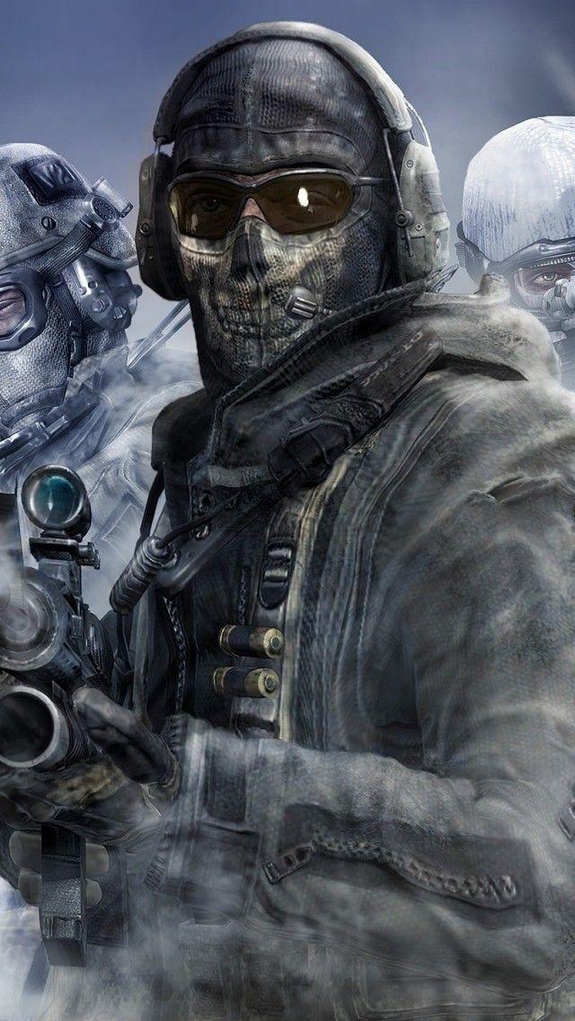 Just Call Of Duty Modern Warfare Games Wallpaper | CoD 4