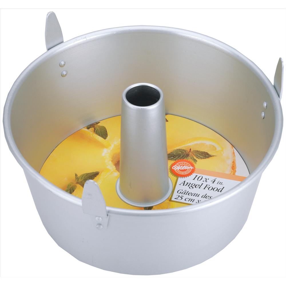 Wilton Angel Food Cake Pan 124530 070896225528 Baking