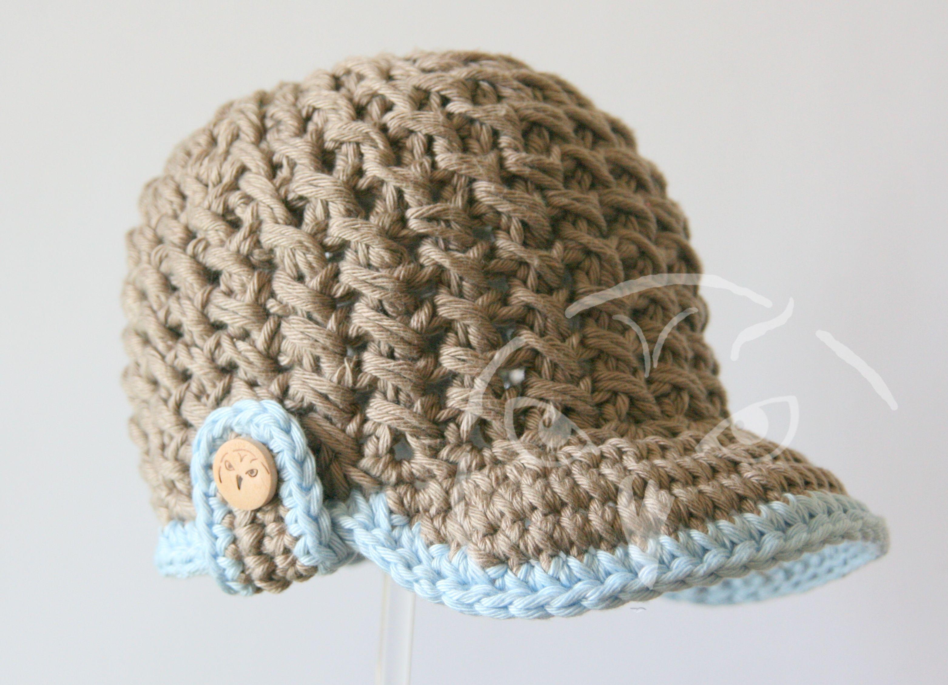 coole bergangsm tze junge geh kelt crochet hat boy kinder m tzen geh kelt babyausstattung. Black Bedroom Furniture Sets. Home Design Ideas
