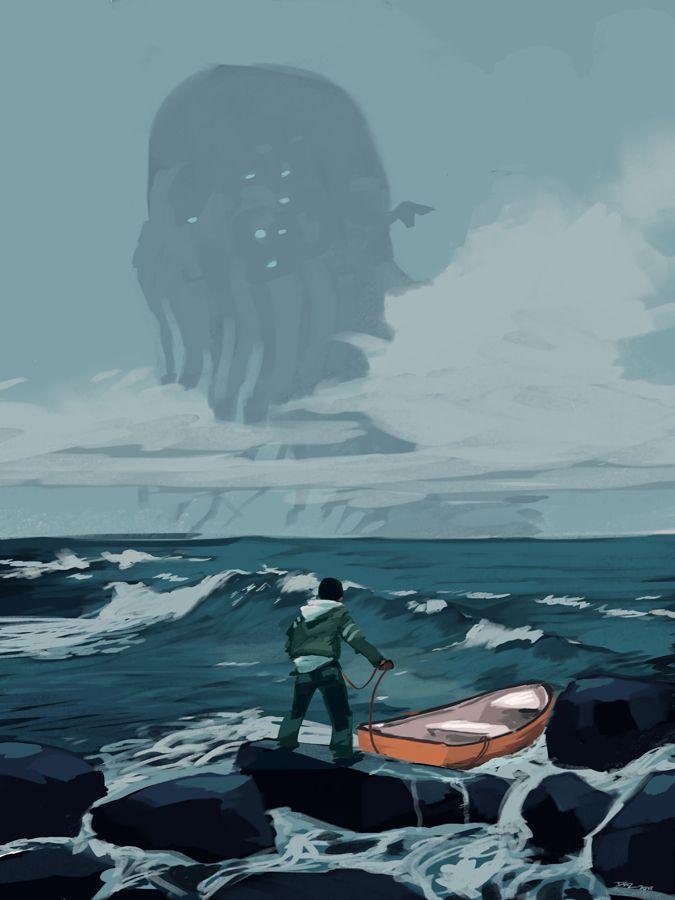 """The terror beyond the sea"", por Daryl Toh Liem Zhan"