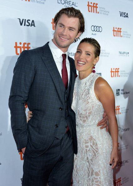 Chris Hemsworth Photos - 'Rush' Premieres in Toronto - Zimbio