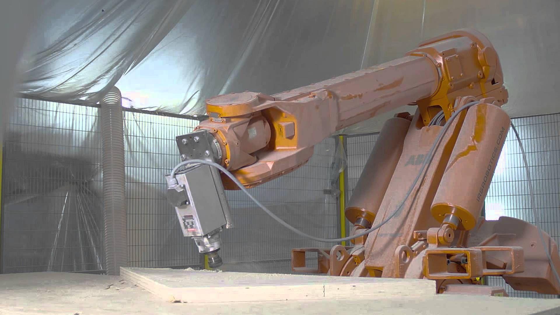 Architects Studio Rap Robotics Architecture Production Location