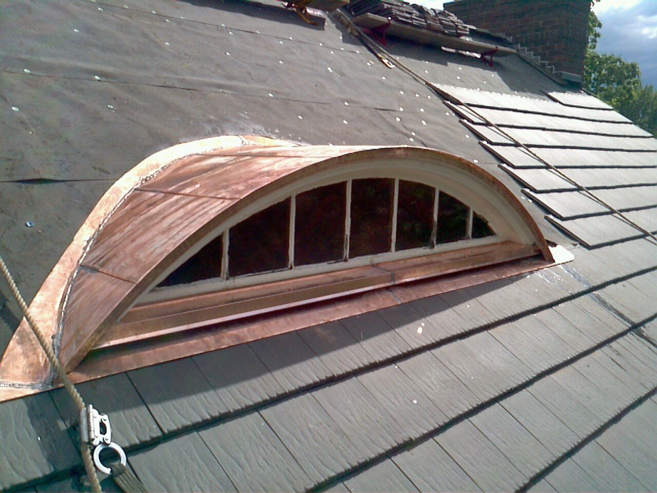 Raleigh Roofing And Restoration Custom Copper Copper Roof Copper In Architecture Aluminum Roof