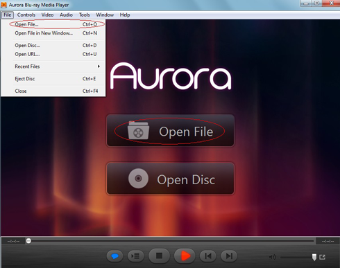 20% OFF] Aurora Blu-ray Media Player Win/Mac discount coupon