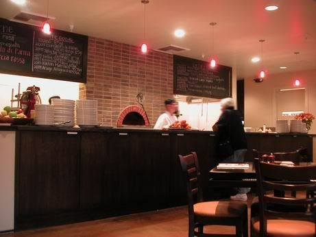 pizzeria design interior   Sorry for the crummy pic. We're doing ...