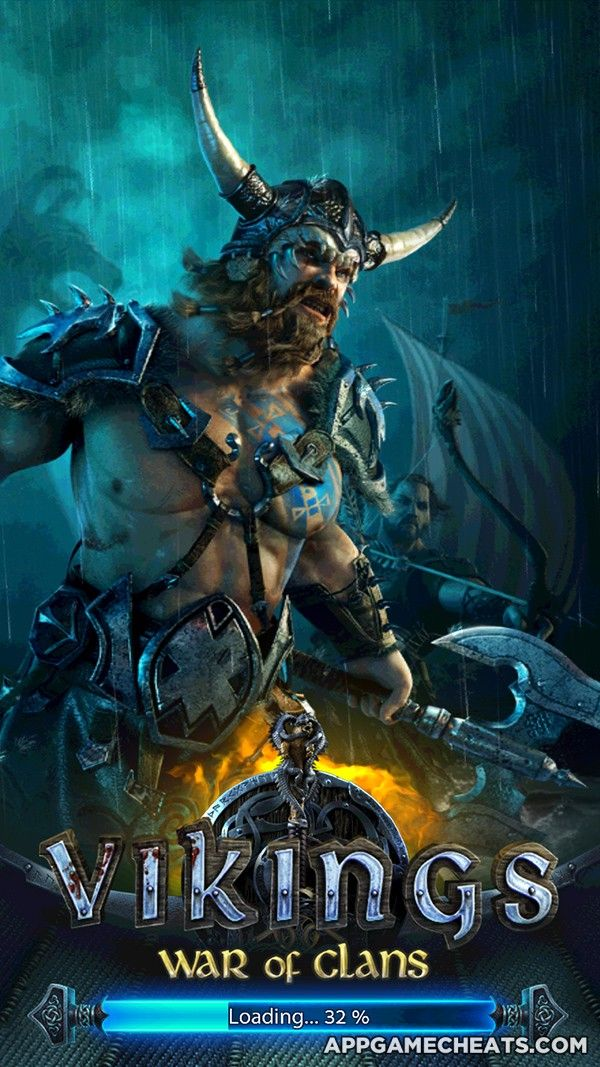 Vikings War of Clans Cheats & Hack for Gold 2016 Android