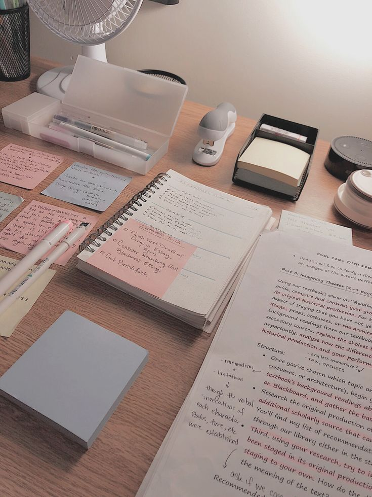 Study Inspo // Jessica Sotier.xiii ♡ #aestheticnotes