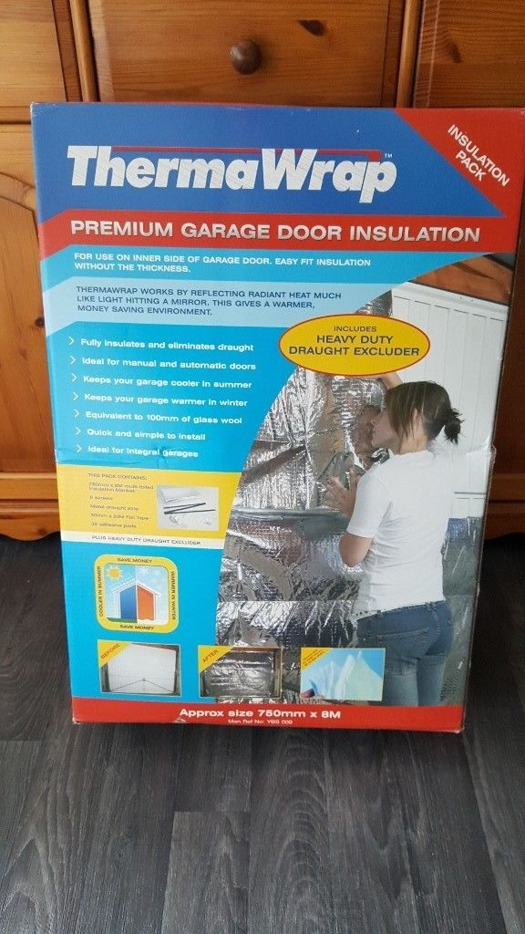Image Result For Thermawrap Easy Fit Premium Garage Door Insulation