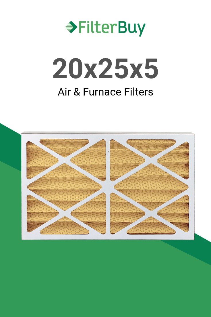 20x25x5 Air Filters Furnace filters, Air filter, Filters