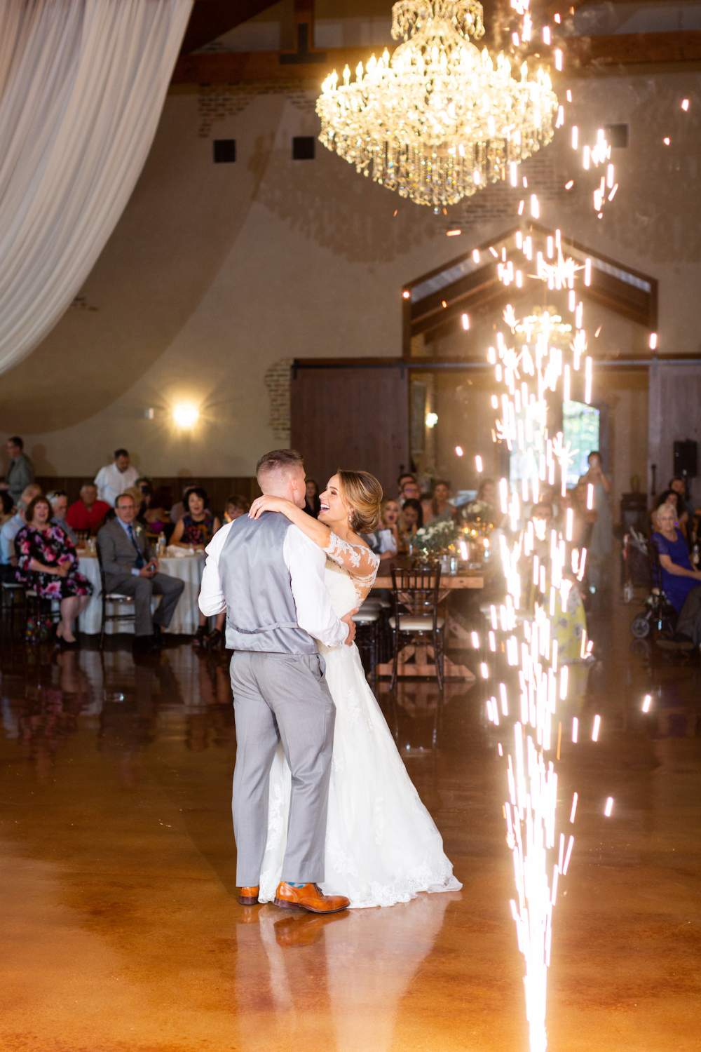 must do!!! cold spark indoor fireworks for your first