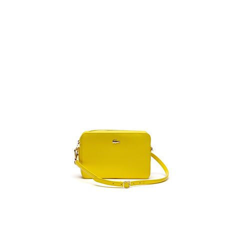 1199916e02eba Women s Chantaco Piqué Leather Square Crossover Bag