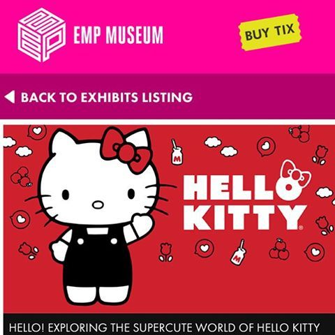 047e04cf1bf4 Exploring the Supercute World of Hello Kitty organized by  sanrio and   jamuseum is coming to  empmuseum on November 14
