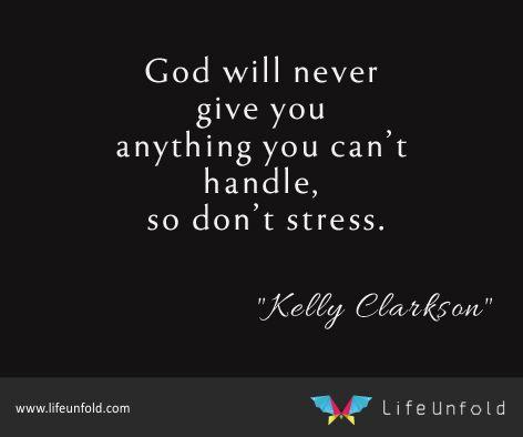 Stress Quotes   Stress quotes, Quotes, Best quotes