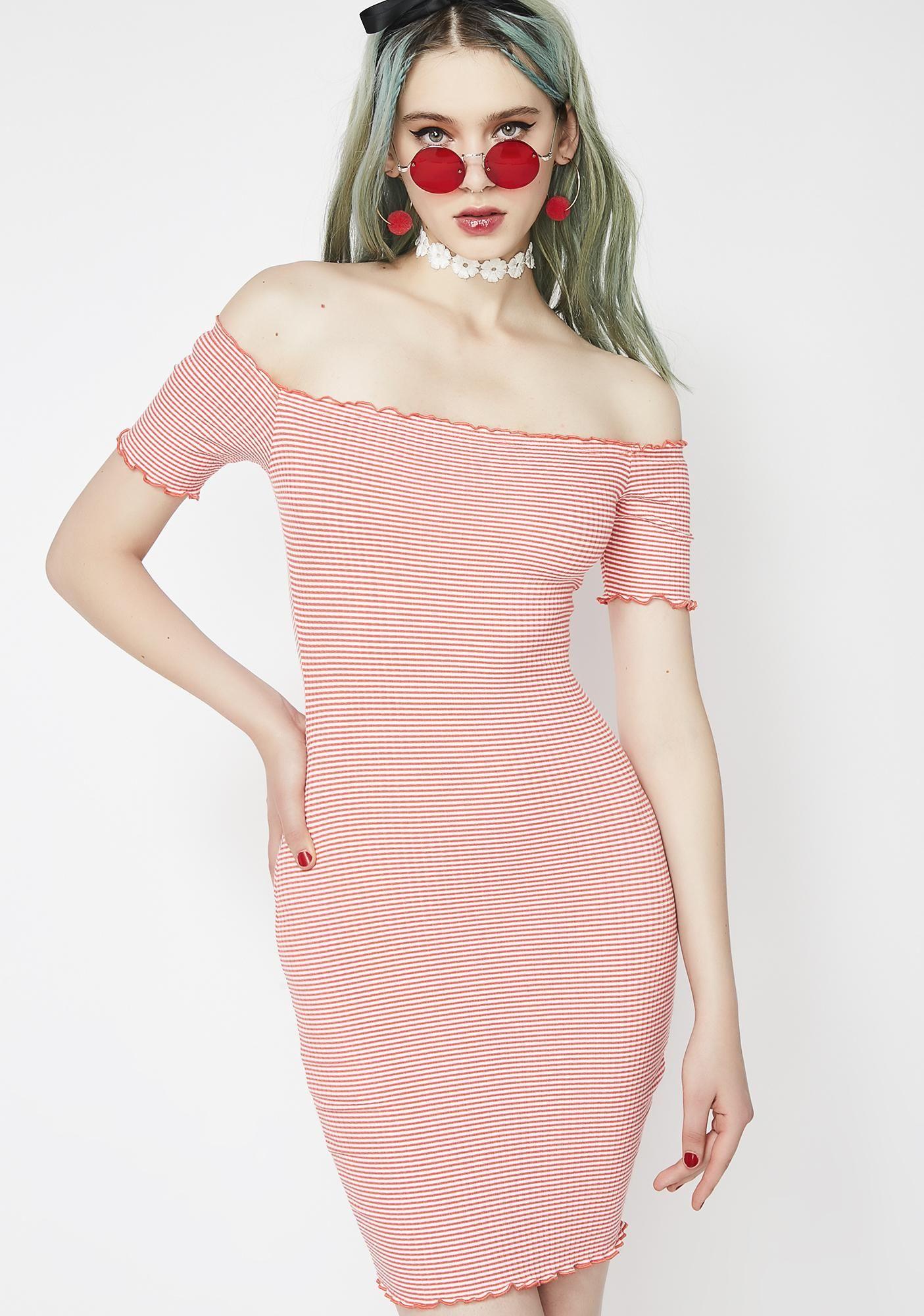 Sweet Candy Stripe Dress Candy Stripe Dress Tight Party Dresses Striped Bodycon Dress [ 2000 x 1405 Pixel ]