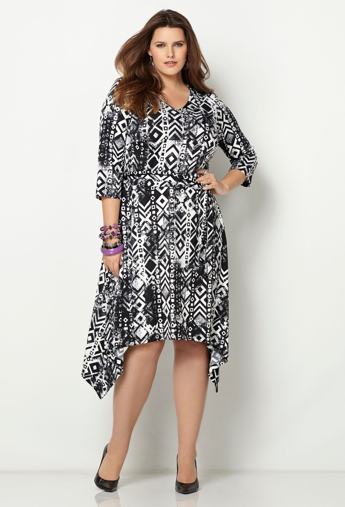 Shop Plus Size Casual Dresses | Avenue.com | My wardrobe ideas ...