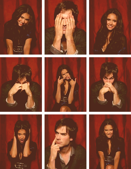 I love how their dating in real life <3 Nina Ian :)