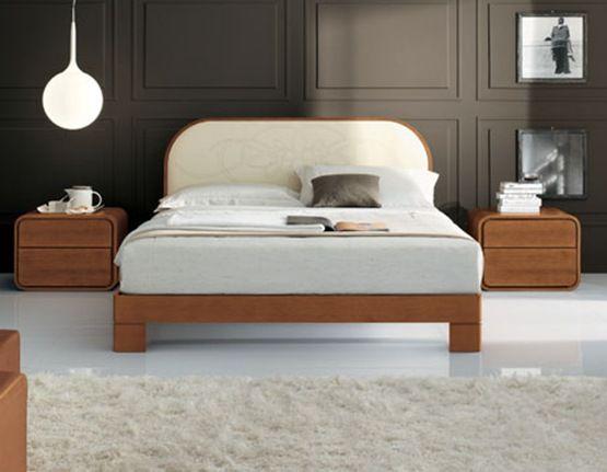 12 ejemplos de dormitorios minimalistas interiores for Ejemplos de muebles ergonomicos
