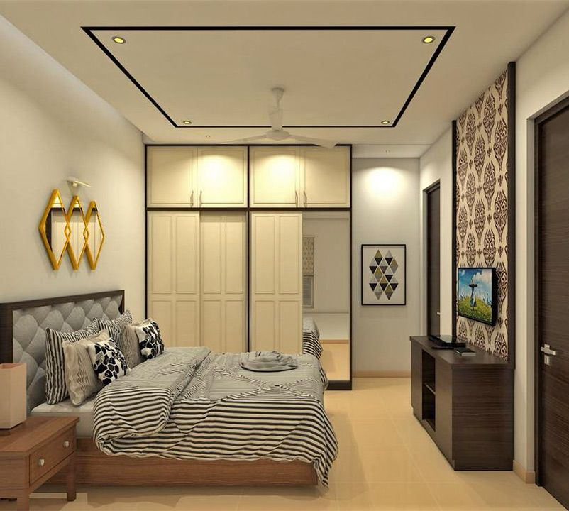 3d Bedroom Residential Ers In Chennai Bedroom Interior Design