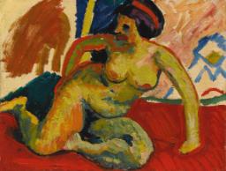 Impressionist & Modern Art Day Sale | Sotheby's Max Pechstein