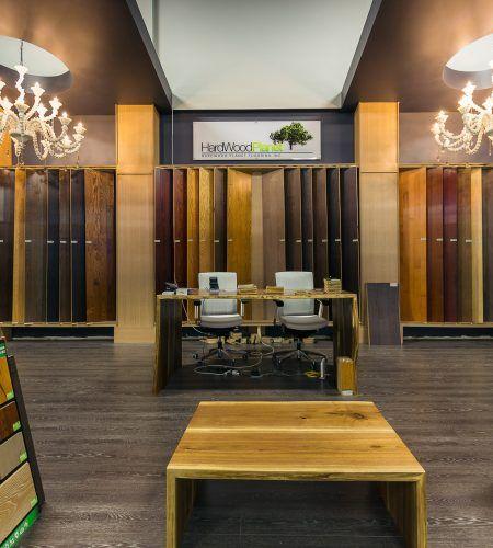 A Plus Flooring Toronto store - Improve Canada showroom ...