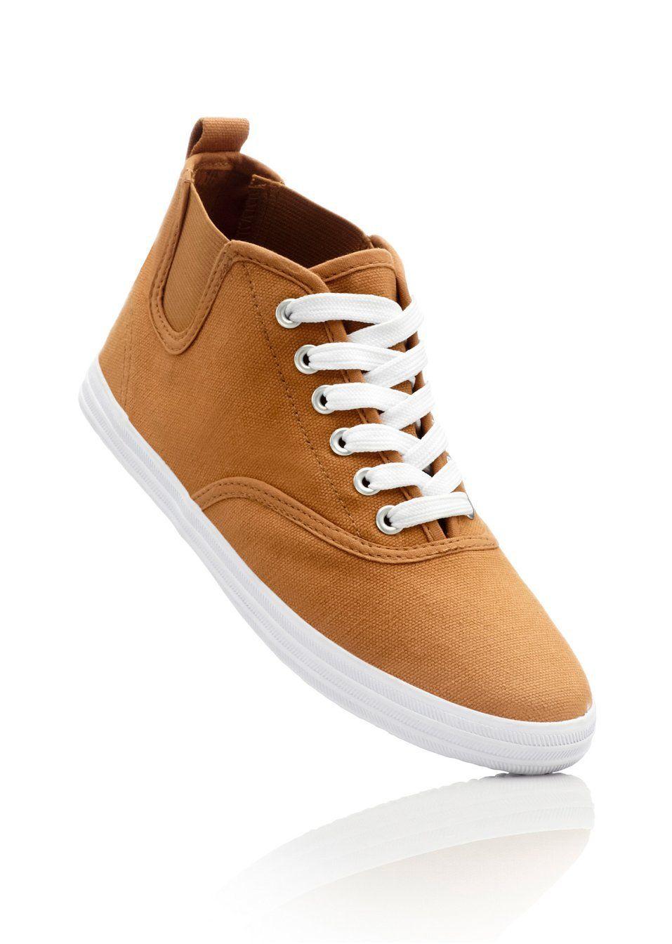 Trampki Trampki W Wyjatkowej Cenie 32 99 Zl Bon Prix High Top Sneakers Shoes Fashion