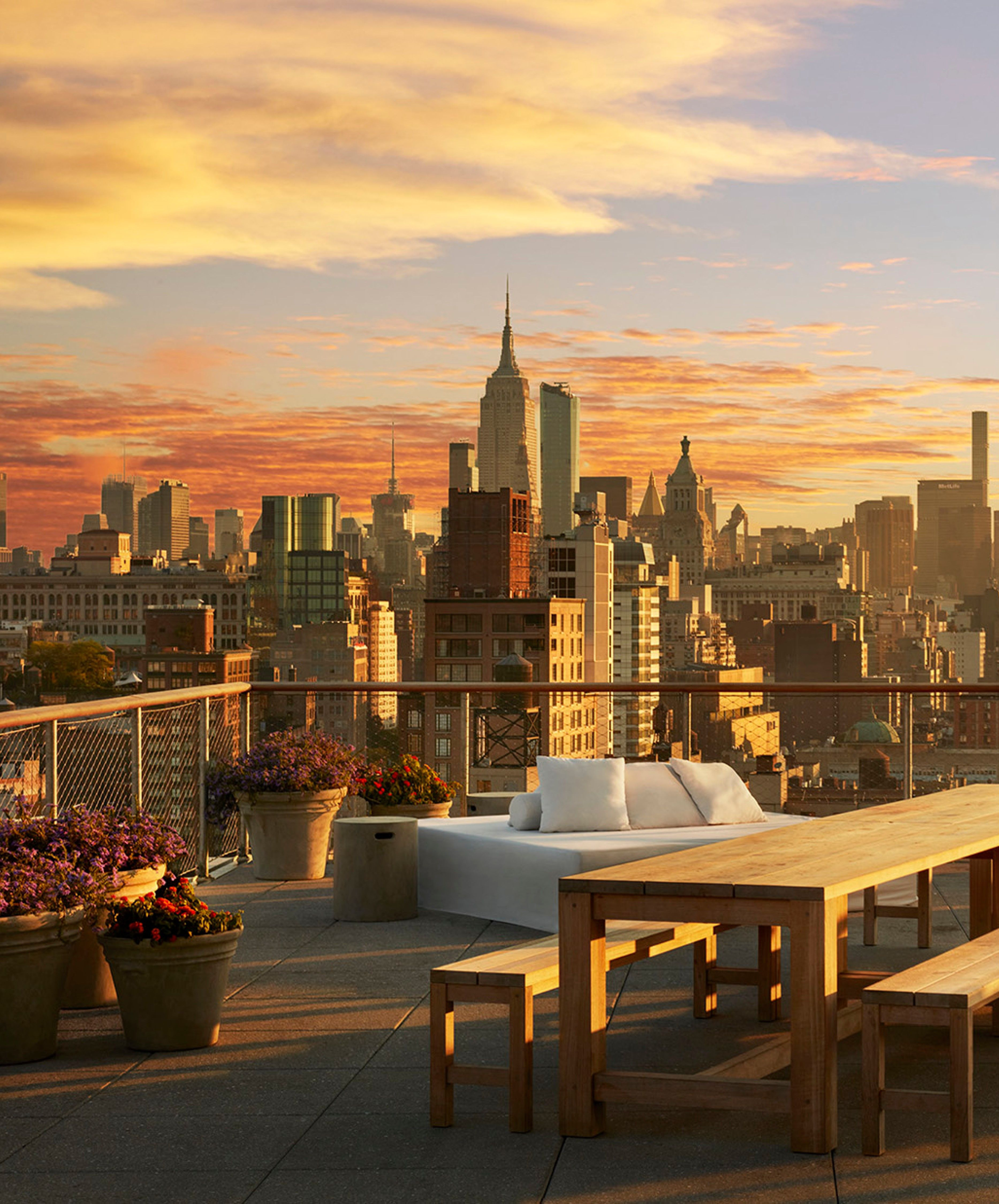 PUBLIC HOTEL - NYC | Travel ideas in 2019 | Rooftop bars nyc, Nyc
