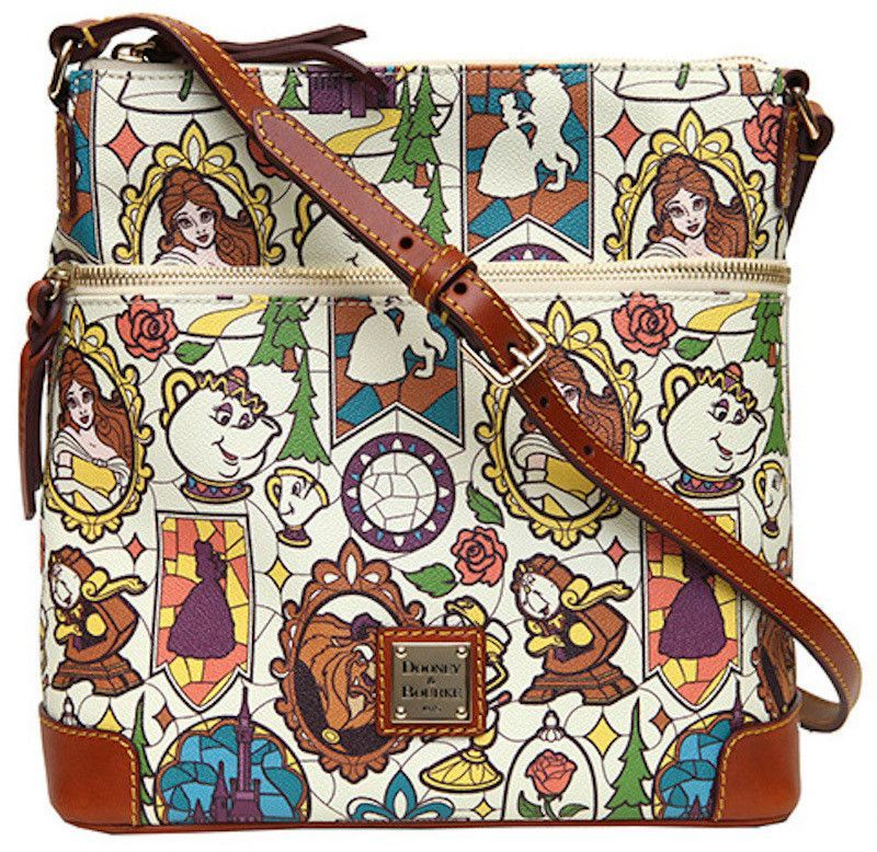 Disney Beauty And The Beast Dooney Bourke Letter Carrier New Belle Pre Sale Dooney And Bourke Disney Disney Dooney Disney Beauty And The Beast