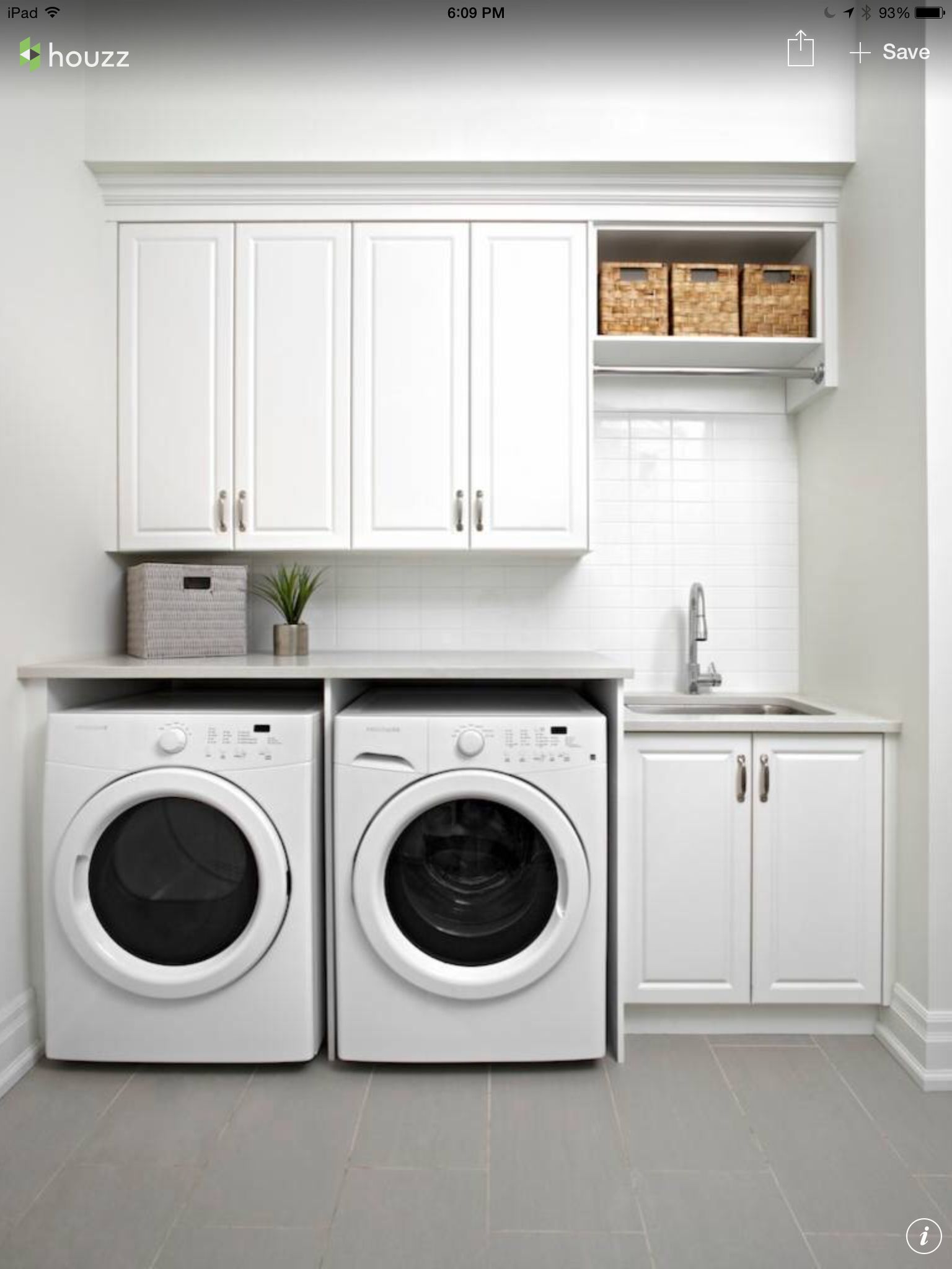Utility Room Part - 21: Laundry Room