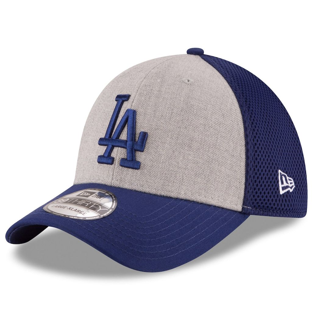 wholesale dealer 6302a 0722d Adult New Era Los Angeles Dodgers 39THIRTY Neo Flex-Fit Cap, Men s, Size   L XL, Multicolor
