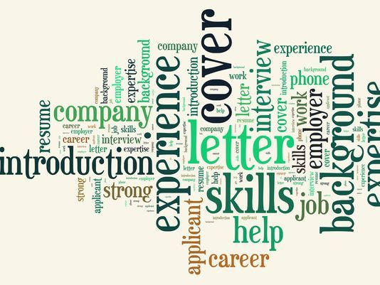 Cover Letter, Cover Letter Words The Legal Profession Depends On ...