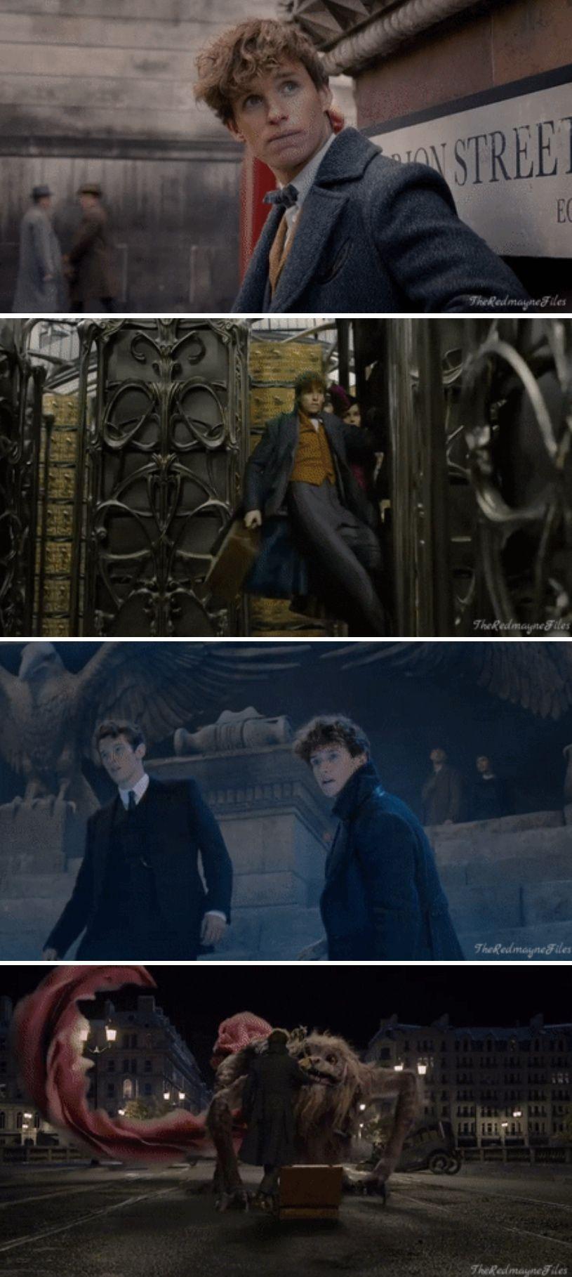 Fantastic Beasts The Crimes Of Grindelwald Fantastic Beasts
