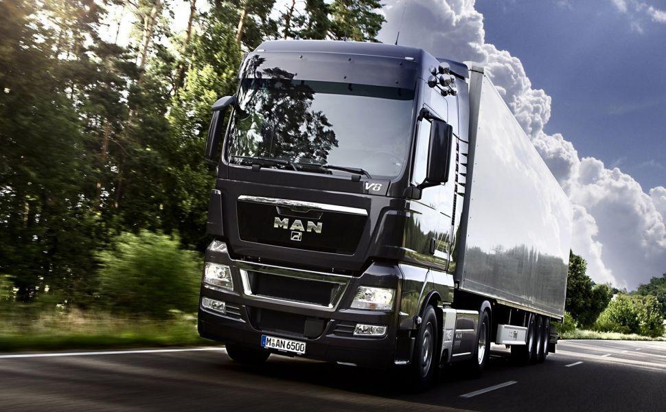Man Tgx Hd Wallpaper With Images Trucks