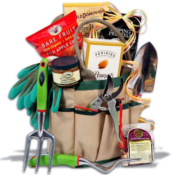 Classic Gardening Gift Basket GIFTS Pinterest Gift Basket