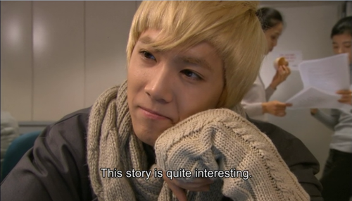 You're Beautiful ♥ A.N.Jell ♥ Lee Hongki as Jeremy