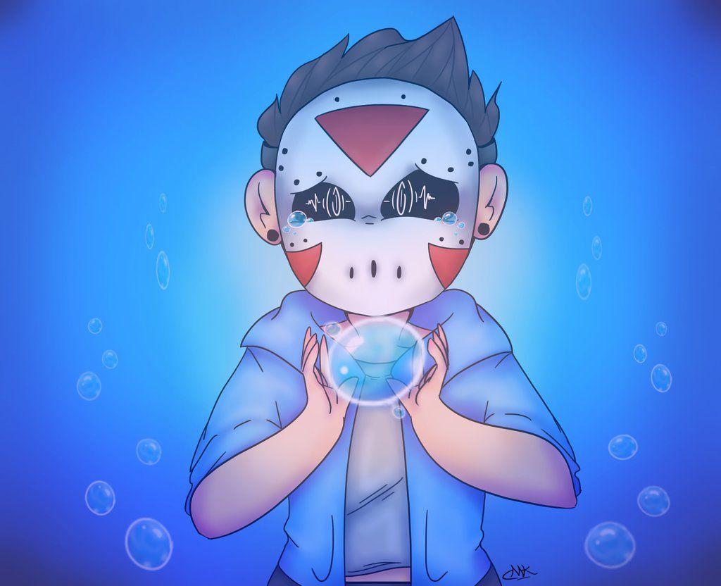 H2O Delirious (Ocean Eyes) by appleminer   H2O Delirious ... H20 Delirious Fan Art