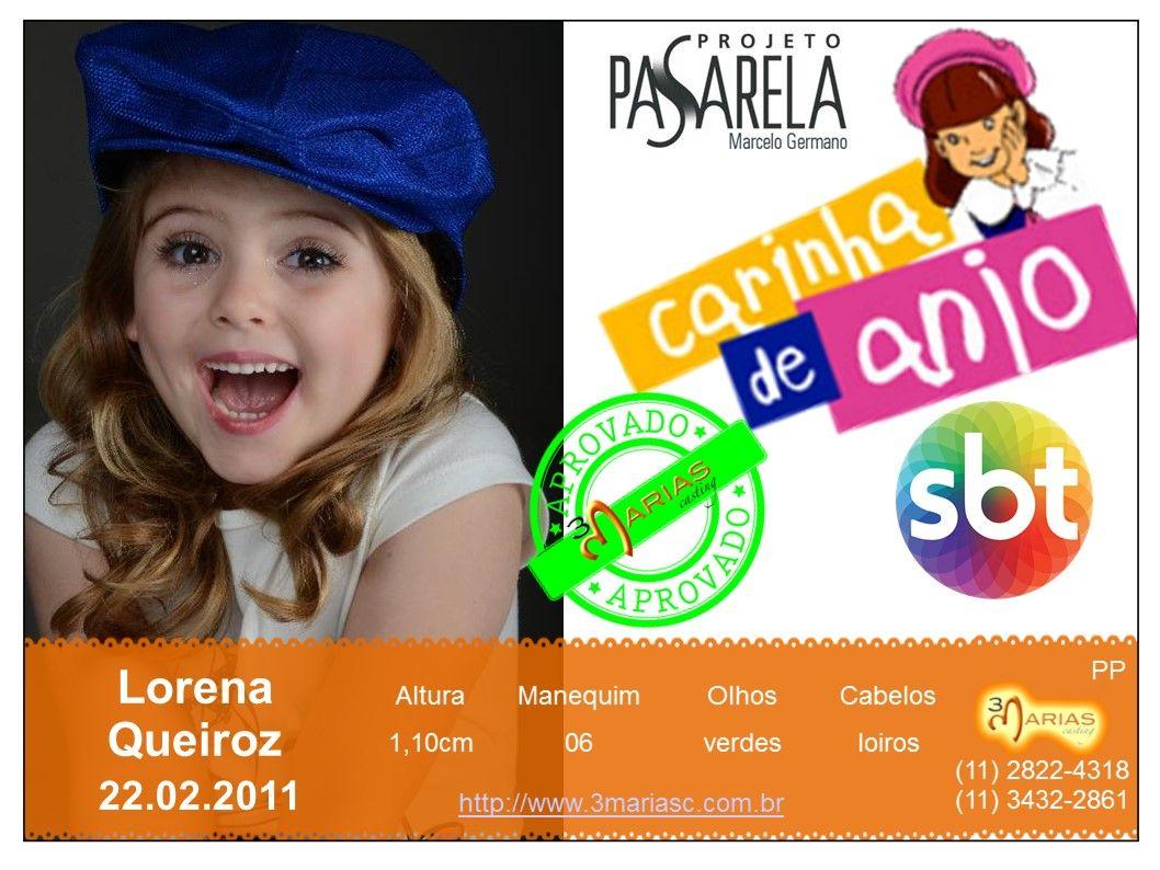 Lorena Queiroz Dulce Maria Para Carinha De Anjo Sbt Lorena