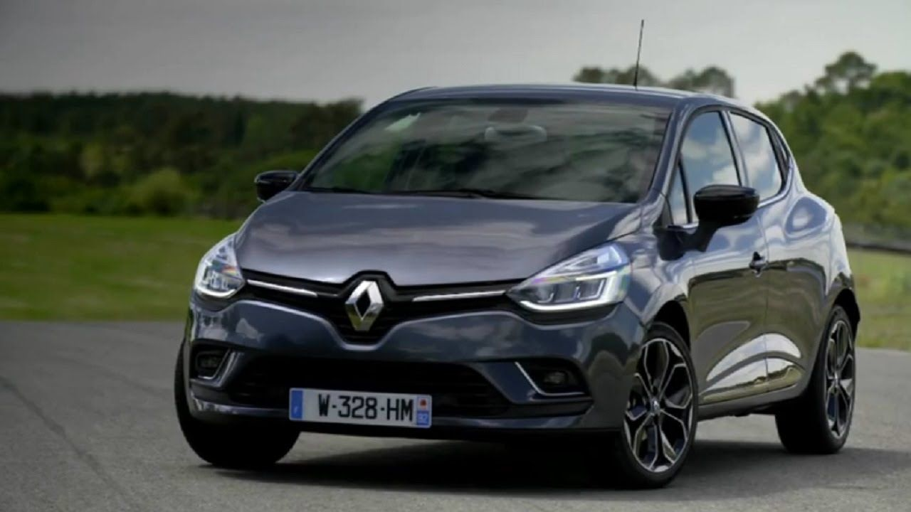 The new 2017 renault clio sedan and estate